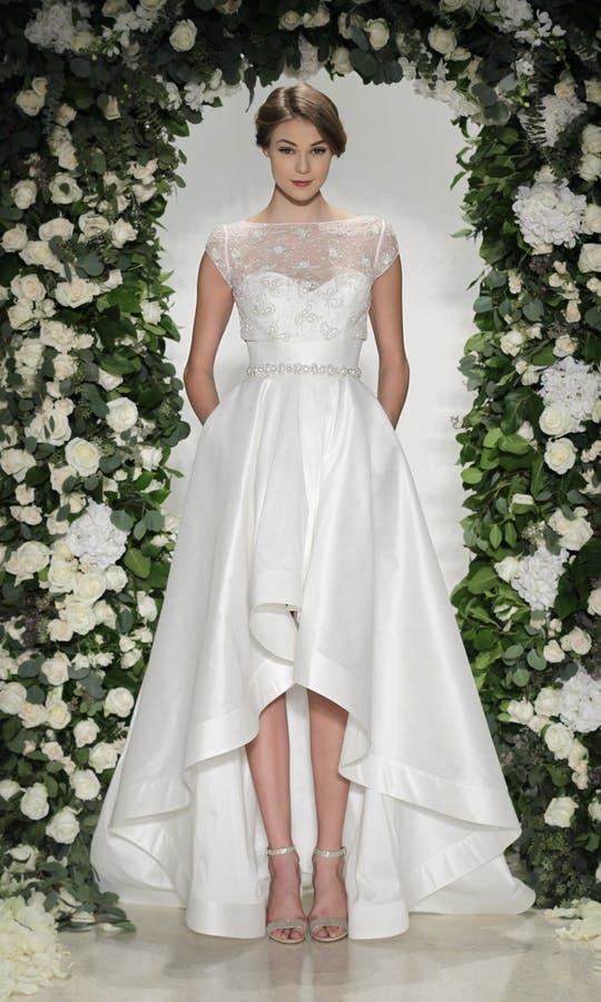 Anne Barge Blue Willow Bride Ryland #1