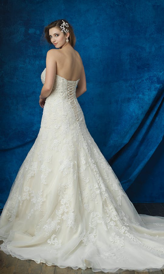 Allure Bridals 2017 Women W382 #1