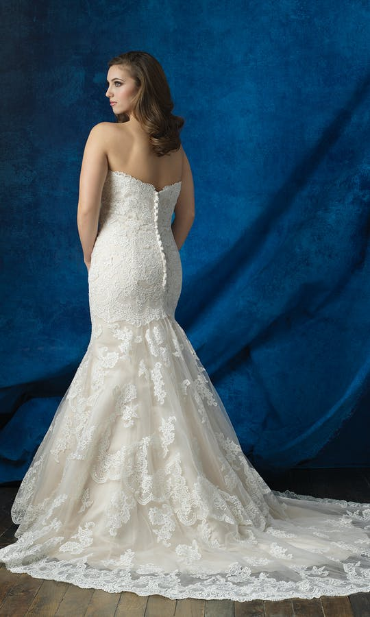 Allure Bridals 2017 Women W383 #1