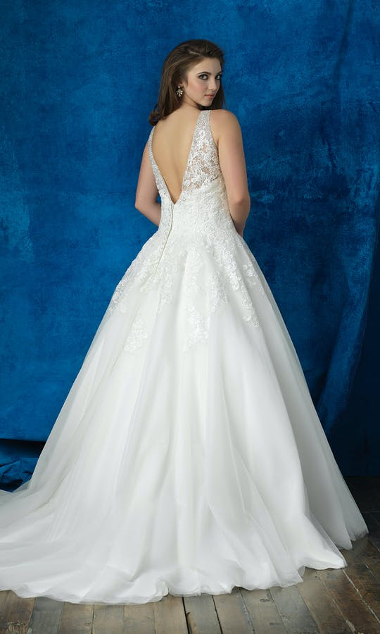 Allure Bridals 2017 Women W388 #1