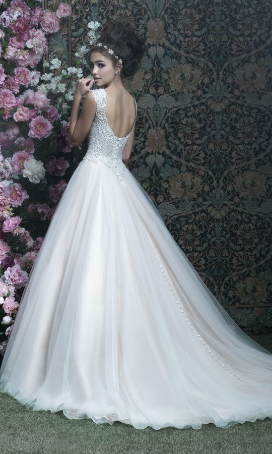 Allure Bridals 2017 Couture C407 #1