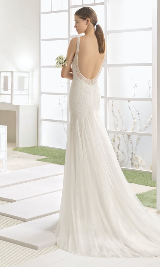 Rosa Clara Bridal Soft Collection 2017 Wizan #1