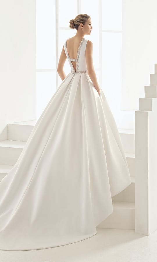 Rosa Clara Bridal Two Collection 2017 Orbe #1