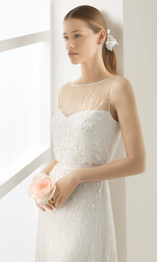 Rosa Clara Bridal Soft Collection 2017 Ugo #1