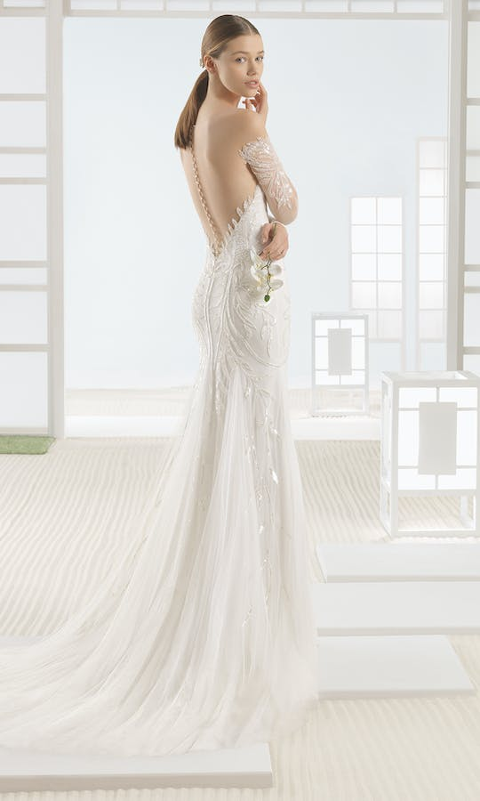 Rosa Clara Bridal Soft Collection 2017 Wilkins #1