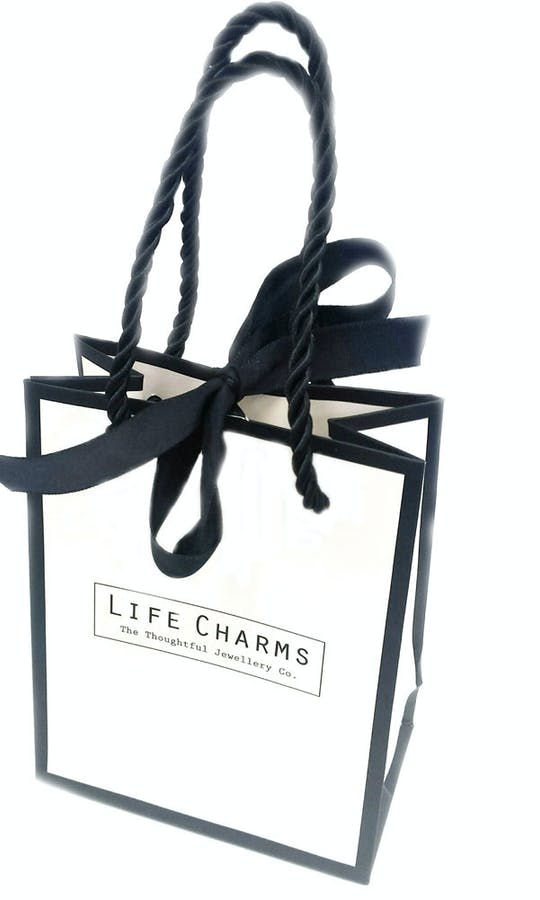 Life Charms The Wedding Collection Thank You Bridesmaid Bracelet #3