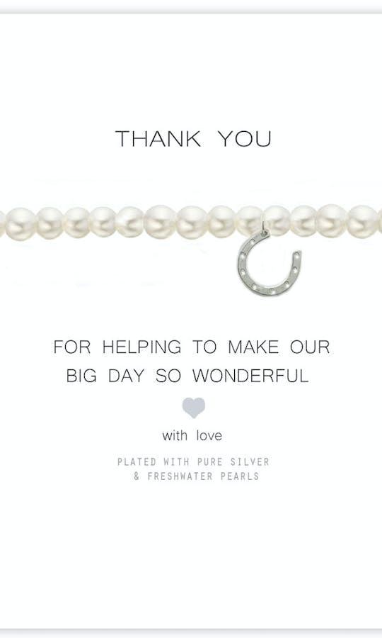 Life Charms The Wedding Collection Thank you for Helping #2