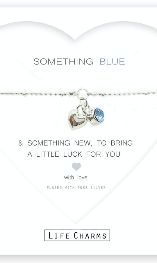 Life Charms The Wedding Collection Something Blue Bracelet #1