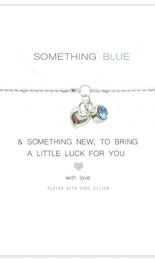 Life Charms The Wedding Collection Something Blue Bracelet #2
