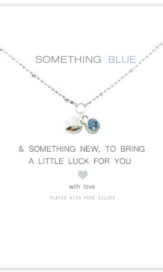 Life Charms The Wedding Collection Something Blue Necklace #1
