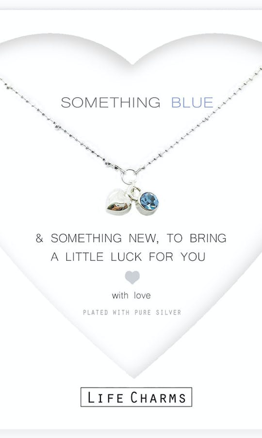 Life Charms The Wedding Collection Something Blue Necklace #2