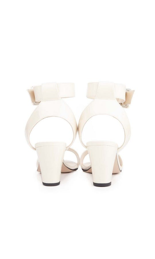 Beyond Skin Bridal Collection Colette Cream Sandals #3