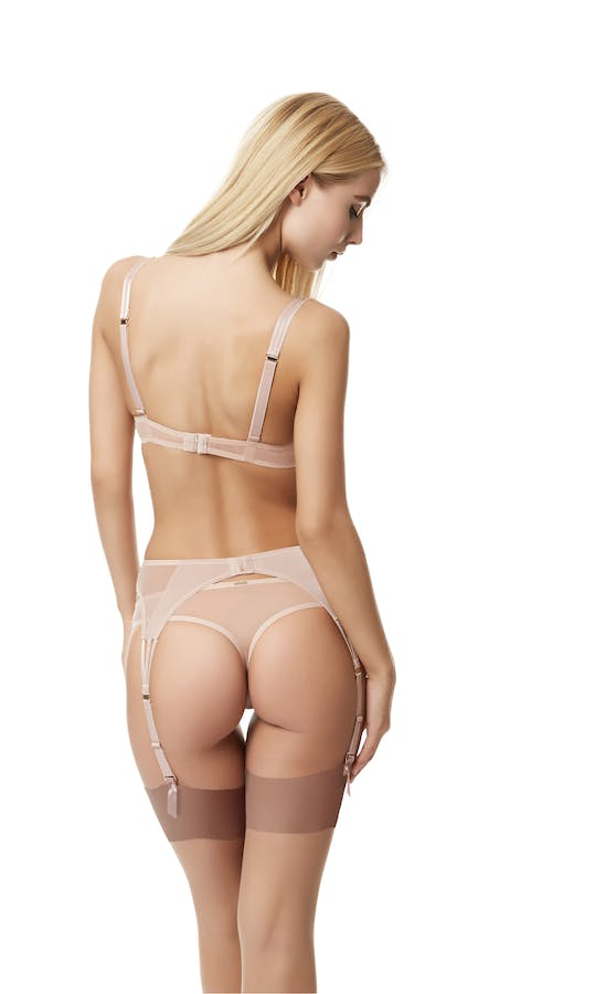 Bluebella 2017 Bridal Collection Laura Suspender Belt #2