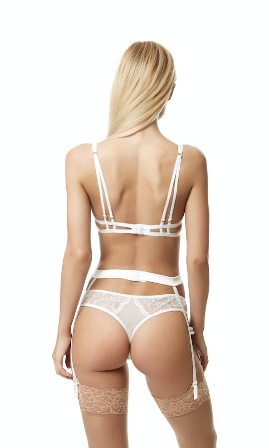 Bluebella 2017 Bridal Collection Emerson Suspender Belt #2