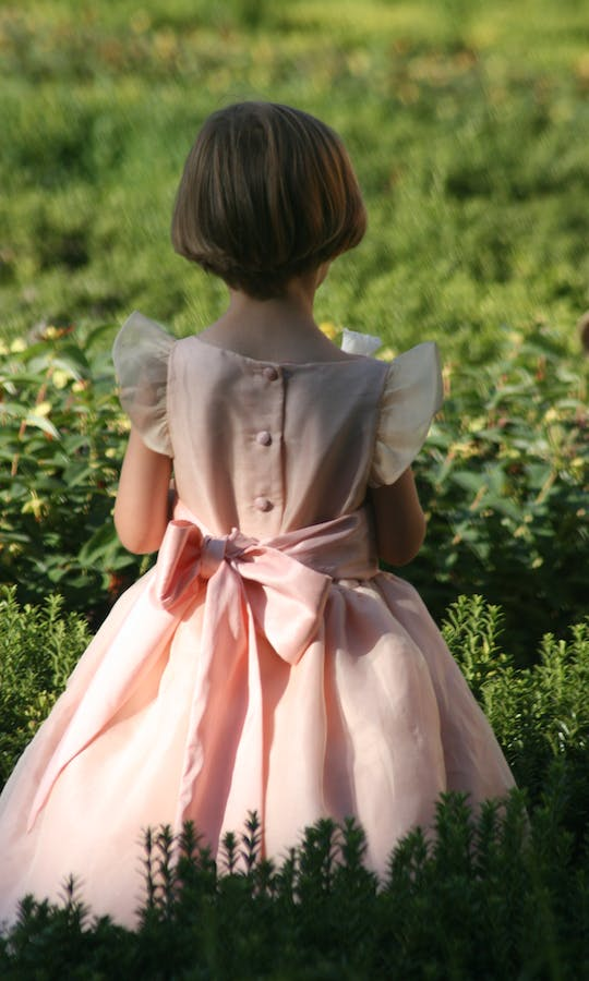 Little Eglantine Flower Girls 2017 Adele Pink #1
