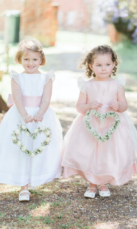 Little Eglantine Flower Girls 2017 Adele Pink #2