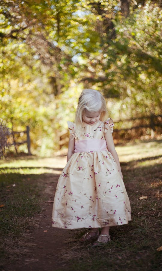 Little Eglantine Flower Girls 2017 Isobel Embroidered #4