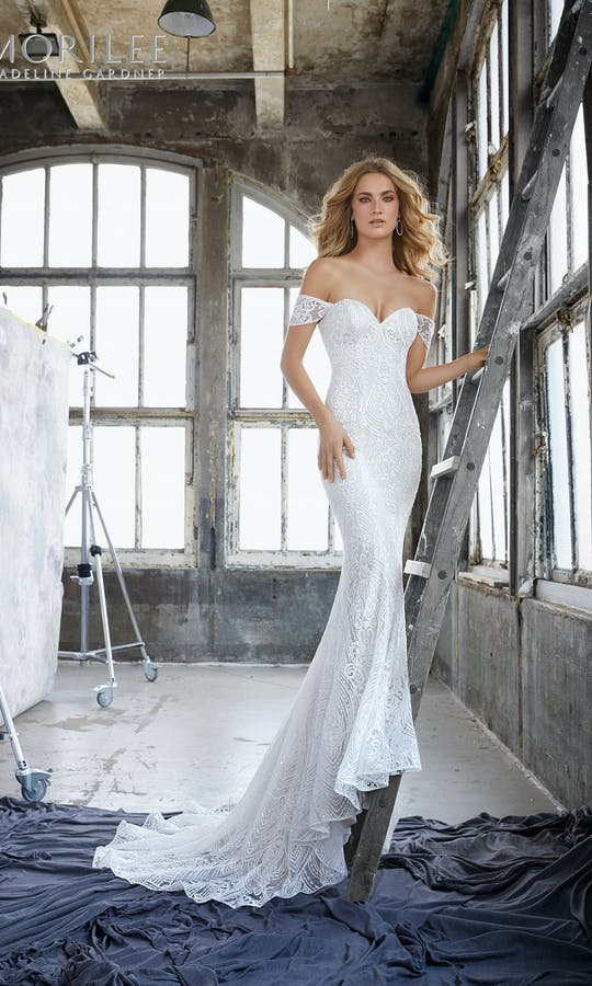 feac3fc6c0c8 Kayla Wedding Dress - 8222 wedding dress - Morilee by Madeline ...