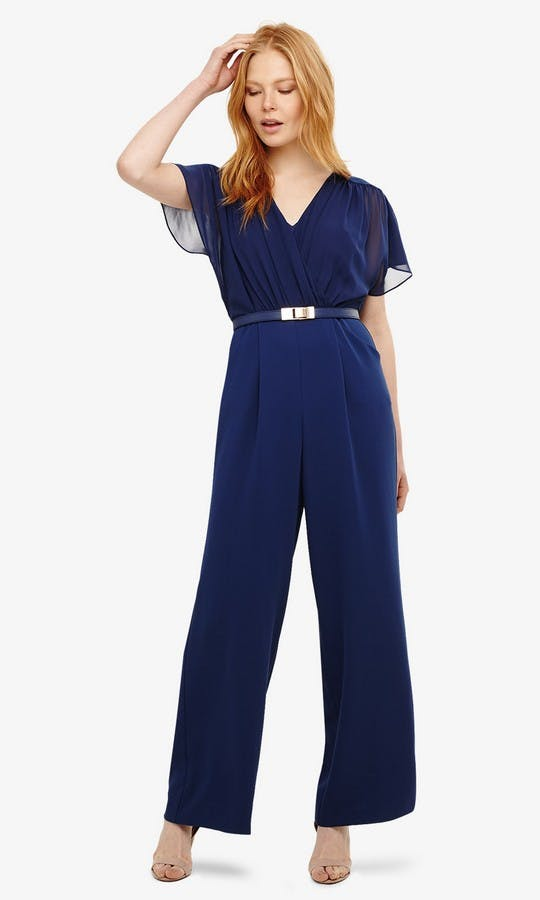 Alba: Belted Jumpsuit wedding guest outfit - Phase Eight: SS18 ...
