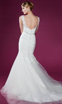 Benjamin Roberts Wedding Dresses 2404 #6