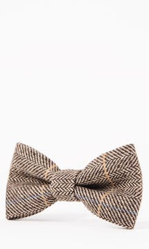 Marc Darcy Accessories Tan DX7 Bow Tie #3