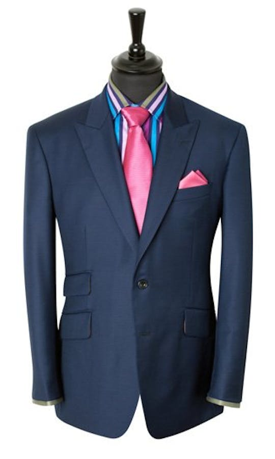 King & Allen Bespoke Suits Bespoke Suit