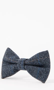Marc Darcy Accessories Blue Scott Bow Tie #5
