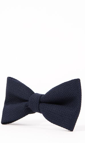 Marc Darcy Accessories Navy JD4 Bow Tie