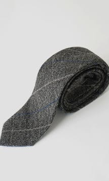 Marc Darcy Accessories Grey Scott Tie #9