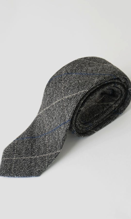 Marc Darcy Accessories Grey Scott Tie