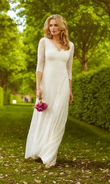 Alie Street 2016 Anya Lace Gown #10