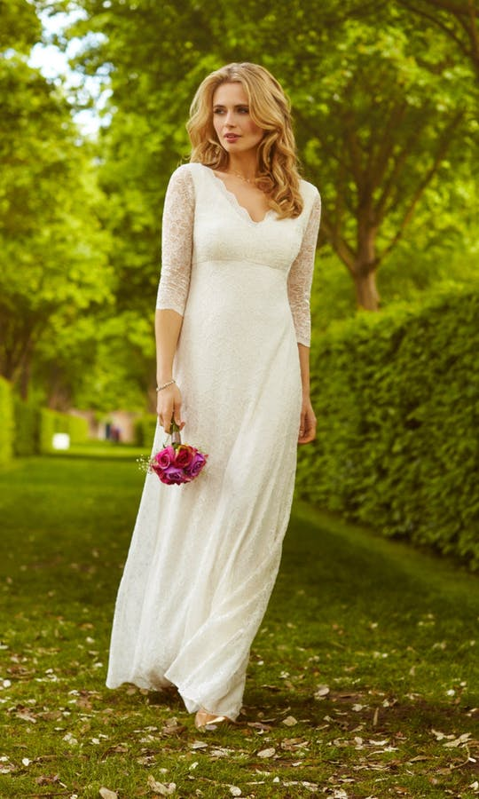 Alie Street 2016 Anya Lace Gown
