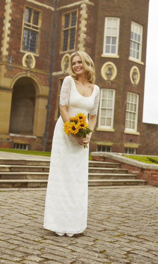 Alie Street 2016 Lace Gown