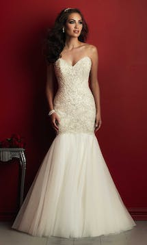 Allure Bridals 2016 Couture C362 #11