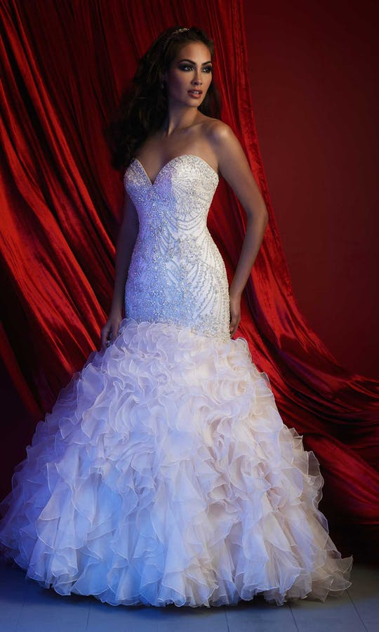 Allure Bridals 2016 Couture C364