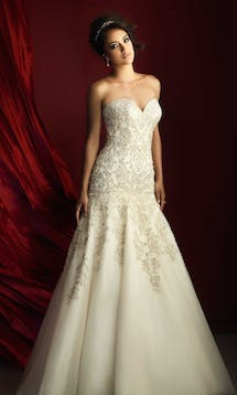 Allure Bridals 2016 Couture C365 #8
