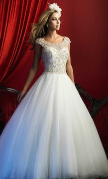 Allure Bridals 2016 Couture C370 #2