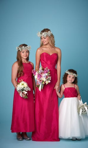Amanda Wyatt Bridesmaid Dresses 2194