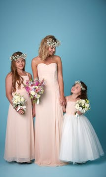 Amanda Wyatt Bridesmaid Dresses 2195 #3