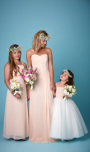 Amanda Wyatt Bridesmaid Dresses 2195