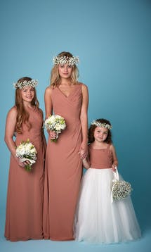 Amanda Wyatt Bridesmaid Dresses 2200 #4