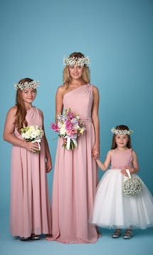 Amanda Wyatt Bridesmaid Dresses 2224 #6