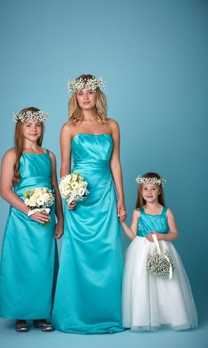 Amanda Wyatt Bridesmaid Dresses 2242