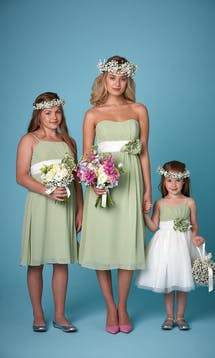 Amanda Wyatt Bridesmaid Dresses 2243 #9