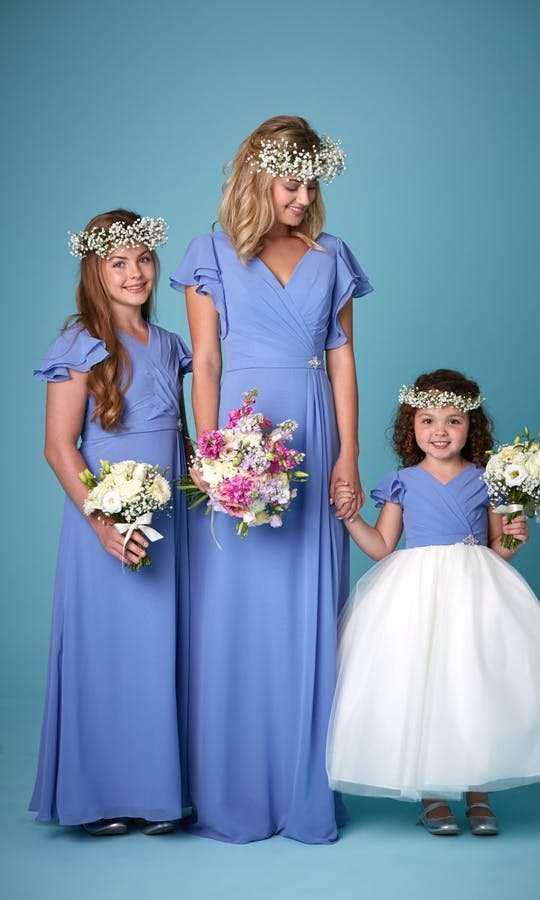 Amanda Wyatt Bridesmaid Dresses 2260