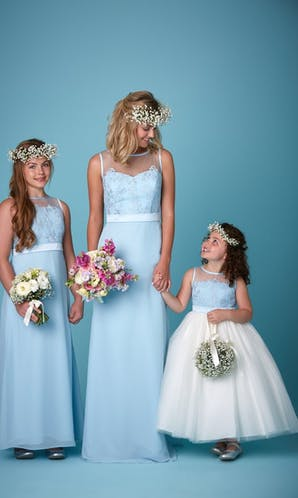 Amanda Wyatt Bridesmaid Dresses 2261
