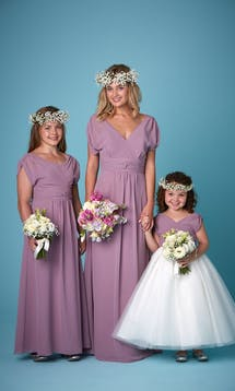 Amanda Wyatt Bridesmaid Dresses 2263 #15
