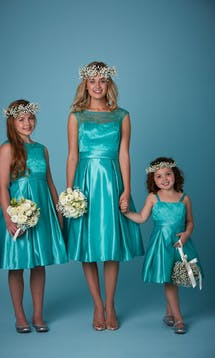 Amanda Wyatt Bridesmaid Dresses 2264 #16
