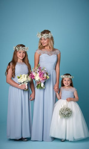 Amanda Wyatt Bridesmaid Dresses 2265