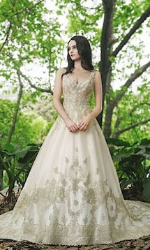 Anny Lin Bridal 2015 Jocelyn #11